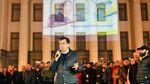 Саакашвілі заявив про побиття і депортацію трьох його соратників