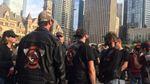 У Канаді мітинг проти політики Трюдо переріс у сутички: з'явилось відео