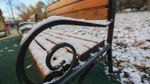 В Москве выпал снег: красноречивые фото