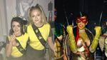 10 фантастических идей на Хэллоуин от звезд: фото