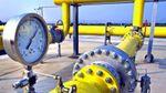 Россия не допоставила Украине газа