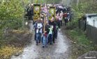 Прощались на коленях: В Винницкой области похоронили погибшего охранника Мосийчука