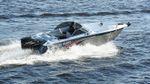 """Техника войны. Водная лодка для Нацполиции. Испытания """"виртуального окна"""" для боевых машин"""