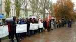 В окупованому Донецьку терористи закликали захопити Маріуполь