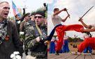 """В """"ДНР"""" б'ють на сполох через уроки бойового гопака у школах, – ІС"""