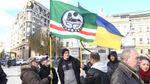 Ми не дамо про це забути, – побратими Окуєвої вийшли на мирну акцію у Києві