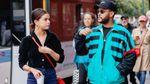 The Weeknd с незнакомкой и Гомес в пикантном халатике: как развлекаются экс-влюбленные