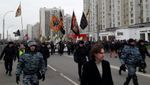 У Мокві відбулися сутички між протестувальниками та поліцією: фото
