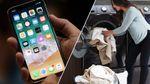 Краш-тест iPhone X: флагман занурили під воду та випрали у машинці