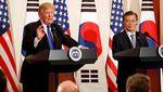 Северная Корея – это ад, которого не заслуживает ни один человек, – Трамп