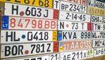 """Авто на """"евробляхах"""": Литва и ГФС расследуют законность ввоза в Украину таких авто"""