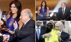 В сексуальных домогательствах обвинили экс-президента ФИФА Блаттера