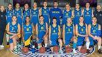 Украинская женская сборная по баскетболу победила в Нидерландах