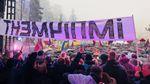 """""""Марш обурених"""" у Києві очима мітингувальників: яскраві фото"""
