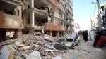 Землетрясение в Ираке и Иране унесло жизни более полутысячи человек: фото и видео последствий бедствия