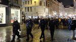 У Бельгії спалахнули сутички між молоддю та правоохоронцями: з'явилось відео