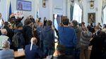 Екшн по-миколаївськи: у мерії відбулось скандальне засідання