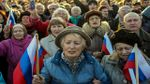 Сколько крымчан посетили Россию после аннексии полуострова