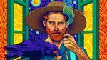 Художники оживили картини Ван Гога