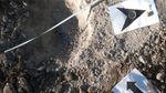 Як бойовики з артилерії обстрілюють житлові квартали Водяного: фото руйнувань