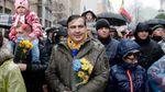 """Саакашвілі анонсував """"народний імпічмент"""" і заявив про готовність очолити уряд"""