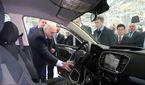 Білорусів примусово пересадять на китайські авто
