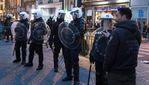 У центрі Брюсселя поліція затримала близько 100 людей: з'явилося відео