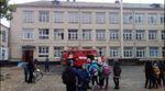 У Києві горіла школа