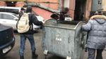 Обшуки у Саакашвілі: активісти зводять барикади, почались сутички з поліцією: фото, відео