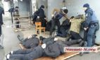 Зі зброєю та гранатами зловмисники скоїли розбійний напад на ринок у Миколаєві: фото