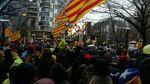 В Брюсселе более 40 тысяч  человек вышли на митинги: известны причины протестов