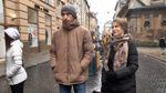 Поліція у центрі Львова влаштувала жорстокий експеримент: відео