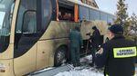 Автобус польських туристів під Львовом обстріляли з РПГ-26