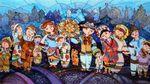 Веселая коляда: 5 текстов колядок на украинском языке