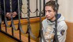 Викраденого українця Павла Гриба залишили за ґратами у Росії