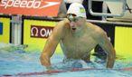 Украинец Романчук стал чемпионом Европы по плаванию
