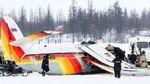 Появилось видео страшной смертельной авиакатастрофы в России