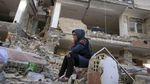 Беременная погибла жуткой смертью из-за землетрясения