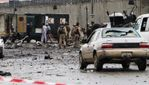 Смертник на замінованому позашляховику в'їхав в поліцейське управління в Афганістані