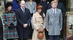 Королівська сім'я з Меган Маркл відвідали різдвяну службу: промовисті фото