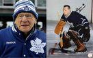 Умер Джонни Бауэр – известный канадский хоккеист украинского происхождения