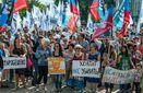 Сколько жителей оккупированных территорий считают, что в Украине – гражданская война: исследование