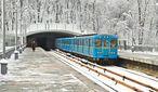 Як працюватиме київське метро у новорічну ніч