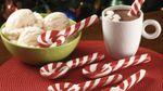 """Рождественские конфеты """"тросточки"""": простой рецепт"""