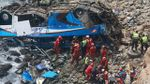 В Перу автобус слетел в 100-метровую пропасть после аварии: погибли не менее 36 человек