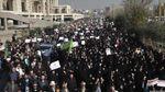 Как началось народное восстание в Иране