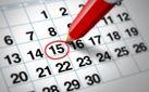 Вихідні-2018: Кабмін затвердив перенесення робочих днів