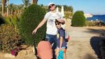 Сергій Притула показав фото з сімейного відпочинку в Єгипті