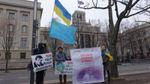 Ситуація повзучого геноциду, – російськомовні європейці провели в Берліні антивоєнний пікет