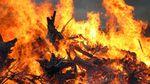 Рятувальники знайшли тіла матері і двох дітей на місці пожежі на Харківщині